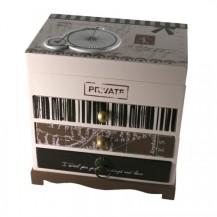 Caseta de bijuterii 3 sertare 01-500x500
