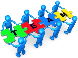 TeamBuildingPuzzlePieces